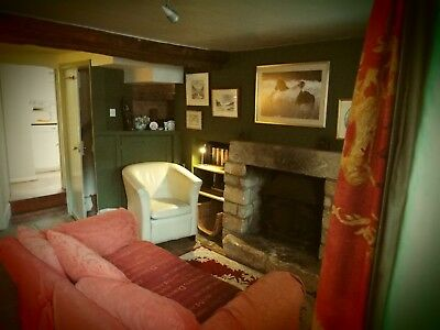Midweek Break, Holiday Cottage, Cotswolds, Monday 14th Oct to Friday 18th Oct