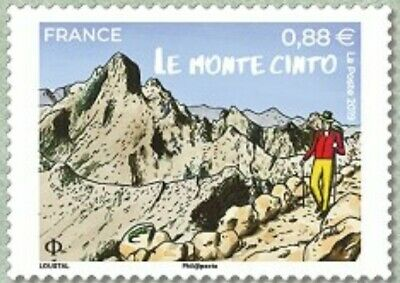 France 2019 Le Monte Cinto MNH / Neuf**