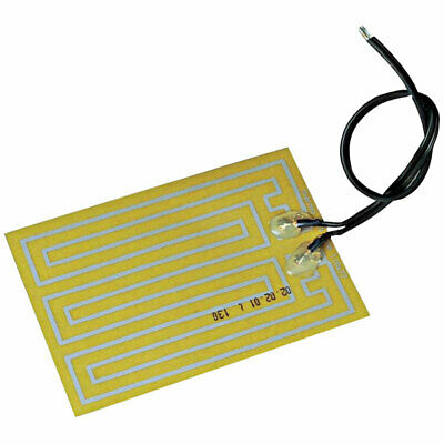 Thermo Technologies THERMS12V12W Rectangular Heating Foil 12V 12W 75-80°C