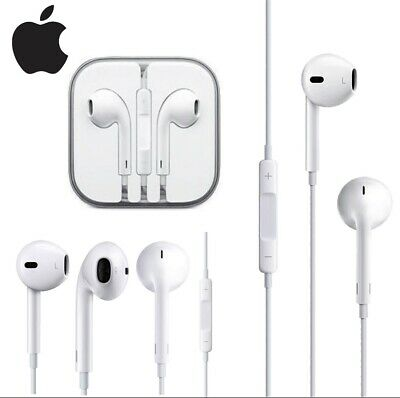 Original 100%  Earpods Iphone 5 6 6S  Ecouteur Kit Mains Libre Piéton Md827