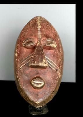Old Tribal Mahongwe  Mask --  Gabon BN 7