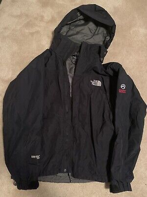 THE NORTH FACE MEN/'S SUMMIT SERIES GORE-TEX Raincoat Jacket Gray S M L