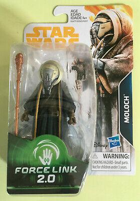 Star Wars Solo Movie Moloch Force Link 2.0  New Moc
