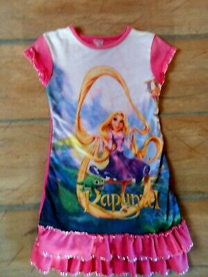 A00011 Rapunzel Girl Set skirt Frozen T-shirt Gonna e Maglia Completo