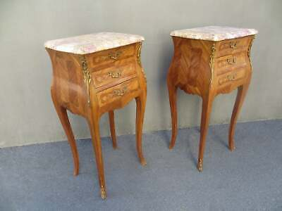 Tables de chevet de style Louis XV nightstands