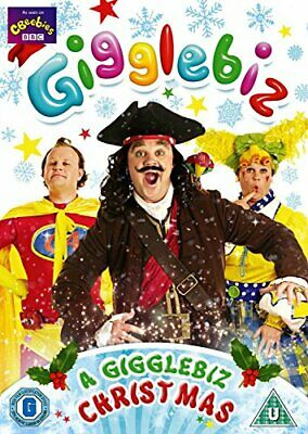 Gigglebiz: A Gigglebiz Christmas [DVD] - DVD  18VG The Cheap Fast Free Post