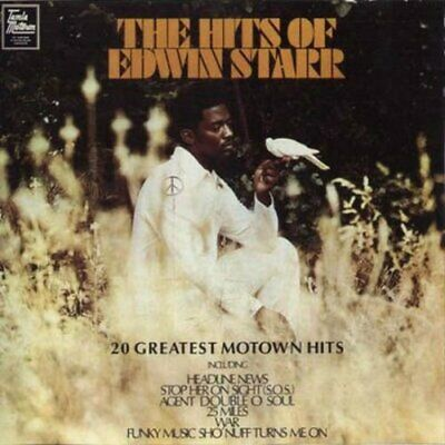 Hits of-20 greatest Motown hits -  CD 5YVG The Cheap Fast Free Post The Cheap