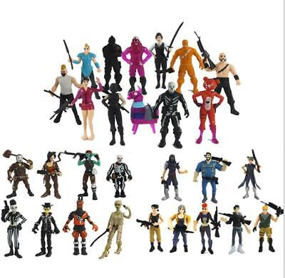 28pcs Fortnite Action Figuren Charakter Lama Trooper Spielzeug puppen 12-15cm