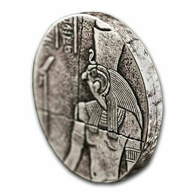 2 oz HORUS Egyptian Relic Series .999 Silver Coin