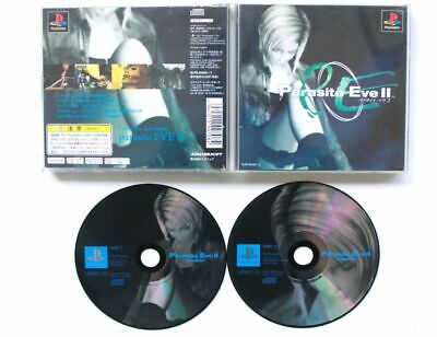 USED PS1 PS PlayStation 1 Parasite Eve II