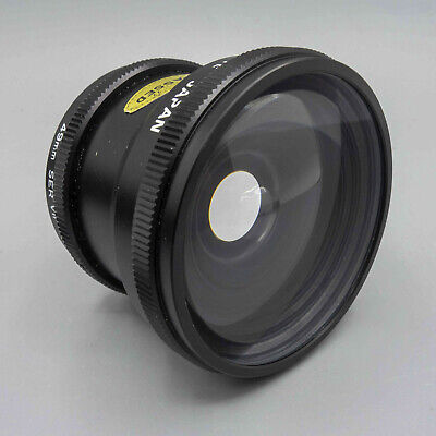 Panagor Semi-Fisheye Auxilliary for 49mm Diameter Lenses - Excellent Condition