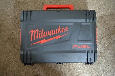Milwaukee M18FHIWF12-502X M18 Fuel Impact Wrench Carry Case Only and clip