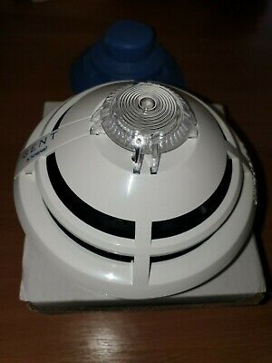 GENT Optical Smoke Detector S4-715 c/w base S4-700