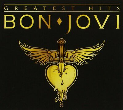 Bon Jovi - Greatest Hits - The Ultimate Collection (Deluxe Edition 2 X CD)