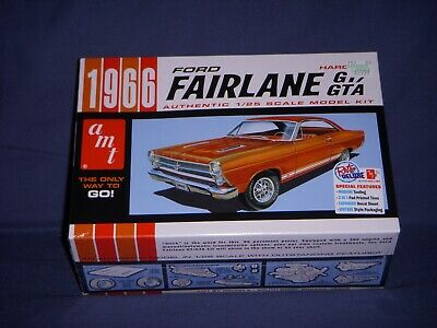 1966 Ford Fairlane GT convertible coupe Factory Photo Ref. # 42803
