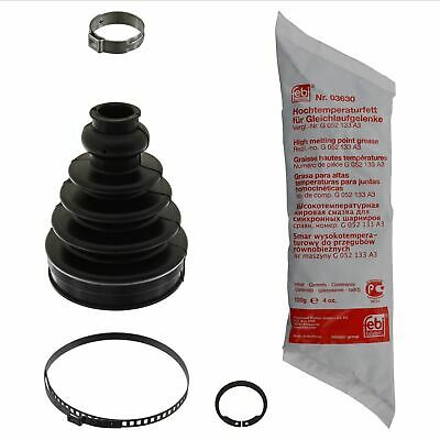 pack of one febi bilstein 14906 CV Boot Kit
