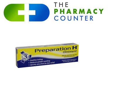 Preparation H Ointment (25g) **Pile Treatment** **Free Delivery**