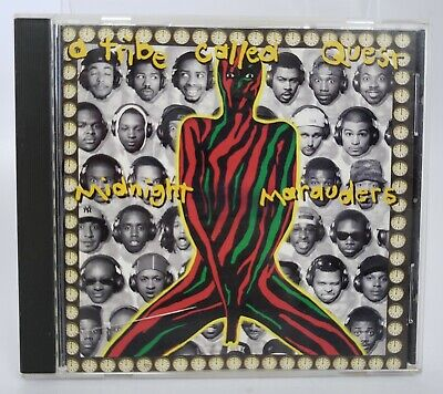 A Tribe Called Quest Midnight Marauders Cd - 1993
