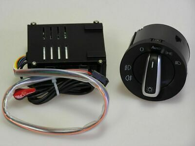 VW Golf 4 Lichtschalter automatik lichtsensor coming leaving home Passat Polo T5