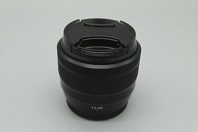 Fujinon XC 15-45mm  f3.5-5.6 OIS PZ (Black)