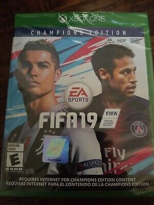 Electronic Arts FIFA 19: Champions Edition (Xbox One)