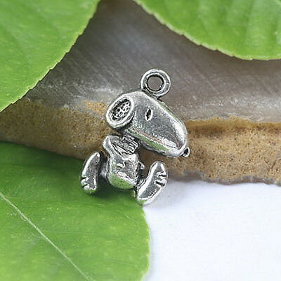 40pcs tibetan silver color fairy design charms EF2273