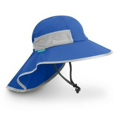 Sunday Afternoons Kids Play Hat fits 2-5yrs UPF 50+ Sun Rating - ROYAL BLUE