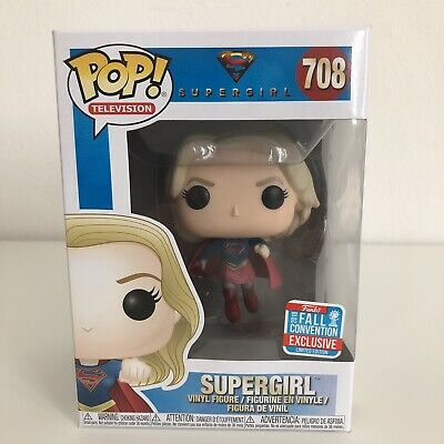 Funko Pop Supergirl #708 NYCC Exclusive