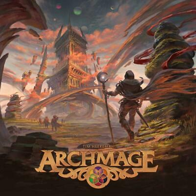 Archmage - Game Salute Free Shipping!
