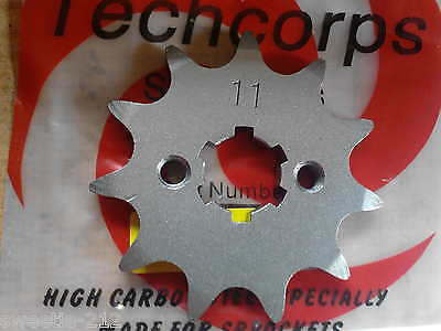 IT 125 1980-84 Front Sprocket 11T (520) New
