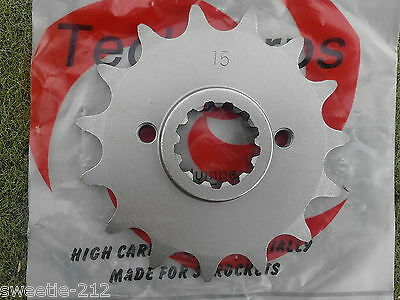 FMX 650 2005-06 Front Sprocket 15T (520) New