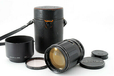 【N.MINT】Pentax Super Takumar 135mm f/2.5 MF Lens For M42 Mount From Japan T1240