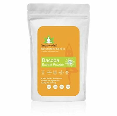 Brahmi Extract Powder | Bacopa monnieri | 0.2 | Herbal Supplement