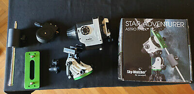 Astroinseguitore Skywatcher Star Adventurer set completo con accessori! Nuovo!
