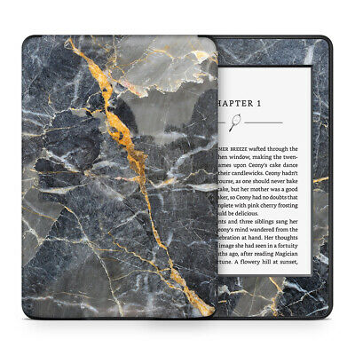 Marble Slate Gold Vinyl Skin Sticker to Cover & Personalise Kindle Paperwhite