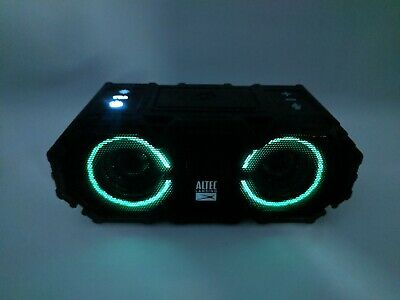 Altec Lansing Lifejacket Jolt Rugged Bluetooth Speaker