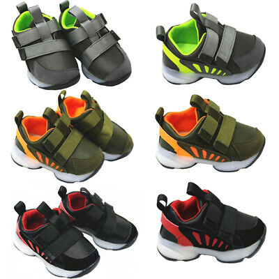 Kids Boys Girls Light Up Shoes Trainers LED Sneakers Running Shoes Trainers