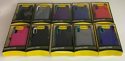 For Samsung Galaxy A50 Case Armor Stand w(Belt Clip fits OTTERBOX)Cover+Screen
