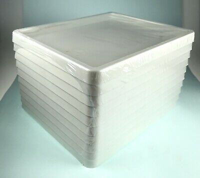 10 X INKING TRAY - Lino / Roller / Printing / Pallette NEW