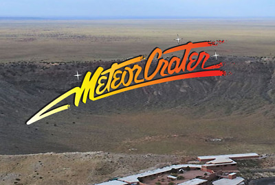 Meteor Crater Arizona 4 pack admission pass only $30