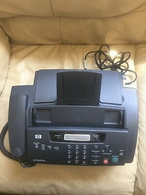 HP 1040 fax machine , print, scan/fax, copy, telephone TESTED