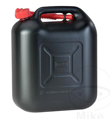 Universal 20L Fuel Petrol Diesel Can Motorcycle Car HDPE E10 Suitable TUV Cert