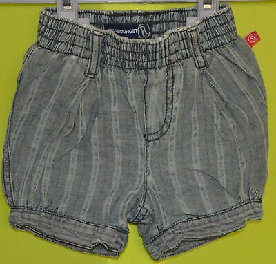 short fille 6 mois jean bourget