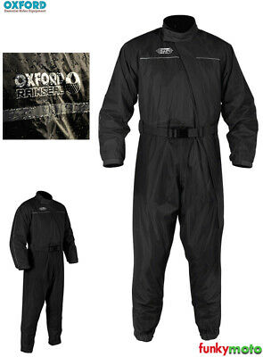 Oxford Rainseal Motorcycle Light Weight Weather Protection Waterproof Oversuit