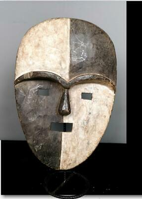 Old  Tribal Aduma   Mask  --   Gabon BN 56