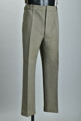 Country Gentleman's 1970s' Keepers Tweed English made Trousers. SZP