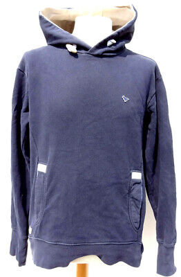 Weekend Offender CARILLO HOODED TOPGREY
