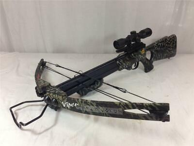 PSE Viper Copperhead Crossbow With Scope