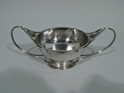 Marcus & Co. Bowl - Craftsman Arts & Crafts Ashbee - American Sterling Silver