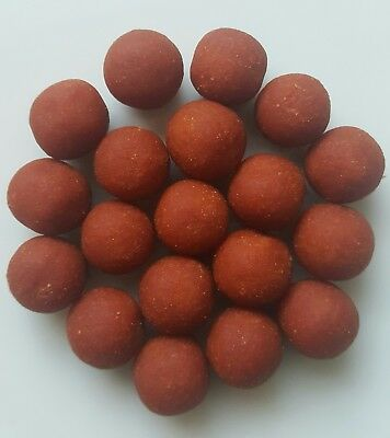 Chocolate Orange Shelflife Fishmeal Boilies 18MM Carp Fishing All Pack Sizes